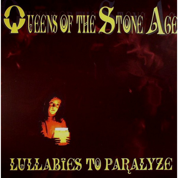 QUEENS OF THE STONE AGE - Lullabies To Paralyze 2LP UUSI Universal
