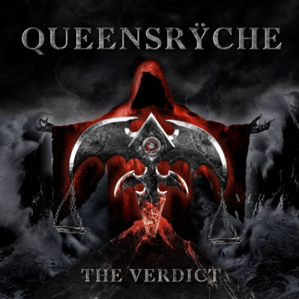 QUEENSRÿCHE - The Verdict LP + CD UUSI Century Media