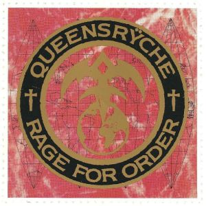 QUEENSRYCHE - Rage for order REMASTERED+BONUS