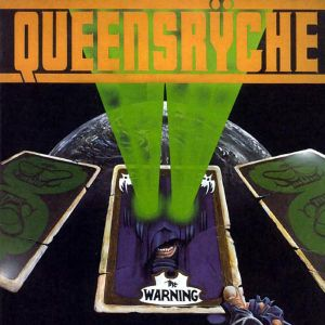 QUEENSRYCHE - The warning REMASTERED+BONUS