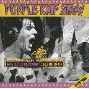 V/A  -  Radio Cramps The Purple Knif Show CD