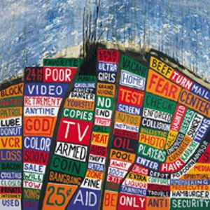 RADIOHEAD - Hail to the Thief REISSUE CD