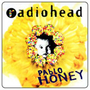 RADIOHEAD - Pablo Honey CD REISSUE