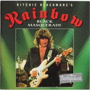 RAINBOW - Black Masquerade 3LP- Limited Green Vinyl Edition Ear Music
