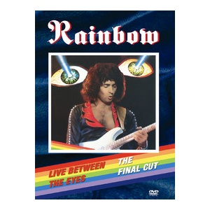 RAINBOW - Final cut & live between the eyes DVD
