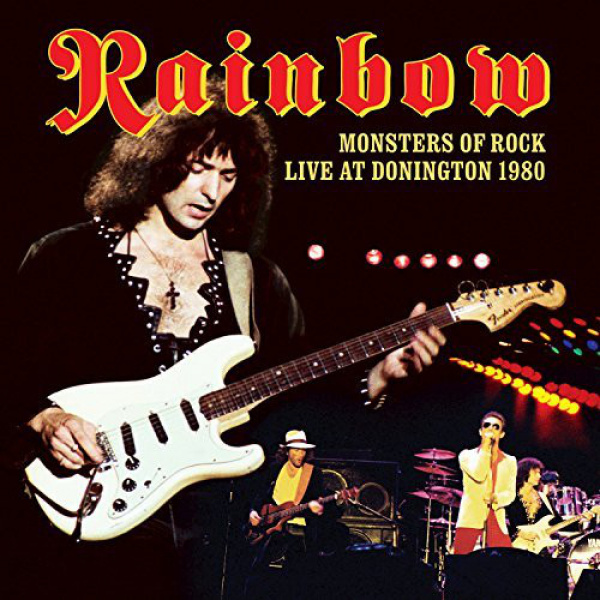 RAINBOW - Monsters Of Rock - Live At Donington 1980 2LP+CD Ear Music