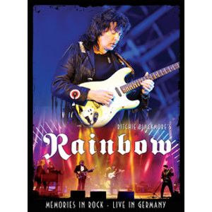 RAINBOW - Memories in rock -live in Germany 2CD+DVD+Blu-ray