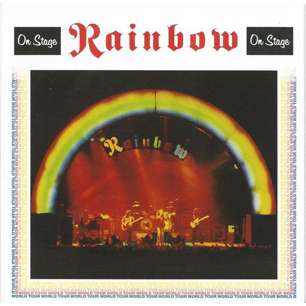 RAINBOW - On stage DELUXE EDITION 2CD