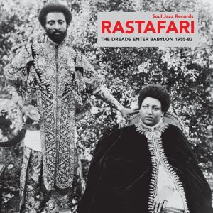 V/A - Rastafari (The Dreads Enter Babylon 1955-83) 2LP Soul Jazz Records