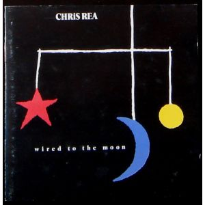 REA CHRIS - Wired to the moon CD