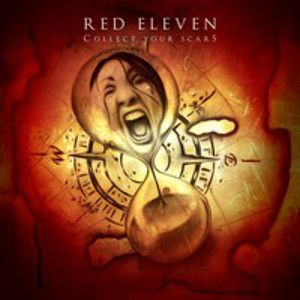 RED ELEVEN - Collect your scars CD