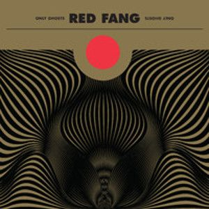 RED FANG - Only ghosts CD