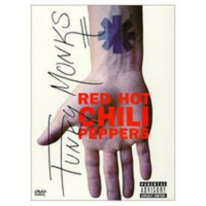 RED HOT CHILI PEPPERS - Funky monks DVD