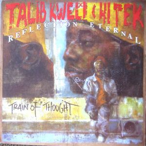 KWELI TALIB & HI TEK - Reflection eternal CD