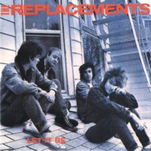 REPLACEMENTS - Let it Be CD