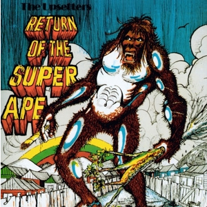 PERRY LEE & UPSETTERS - Return of the super ape LP
