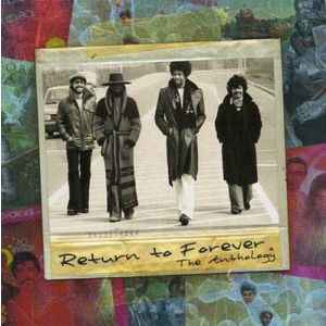 RETURN TO FOREVER - Anthology 2CD