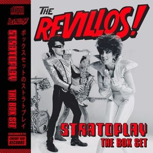 REVILLOS - Stratoplay 6CD BOX SET