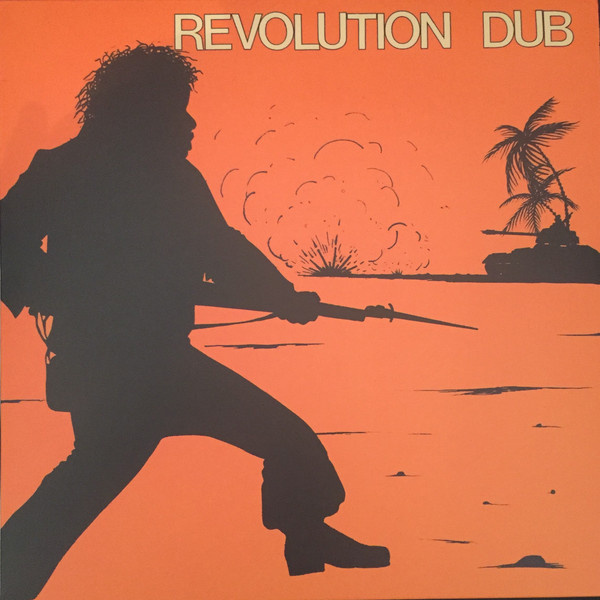 PERRY LEE & THE UPSETTERS - Revolution Dub LP Trojan Records