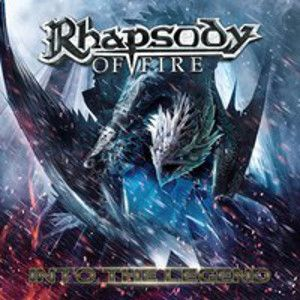 RHAPSODY OF FIRE - Into the legend CD LTD DIGI