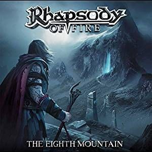 RHAPSODY OF FIRE - The Eighth Mountain CD