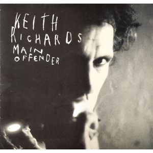 RICHARDS KEITH - Main Offender CD