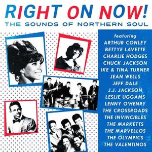 V/A - Right On Now The Sounds Of Northern Soul LP