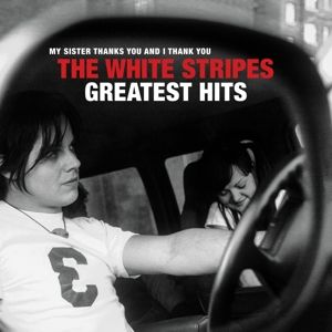 WHITE STRIPES - White Stripes Greatest Hits CD