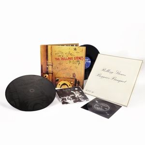 "ROLLING STONES - Beggars Banquet LP+12""+7"",  50th Anniversary Edition"