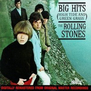 ROLLING STONES - Big Hits  (High Tide And Green Grass) LP