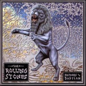 ROLLING STONES - Bridges to Babylon
