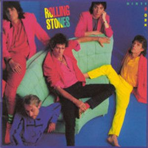 ROLLING STONES - Dirty Work REMASTER