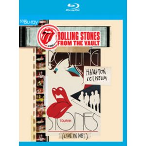 ROLLING STONES - From The Vault: Hampton Coliseum - Live In 1981 Blu-ray Disc