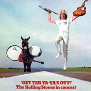 ROLLING STONES - Get Yer Ya Ya's Out LP
