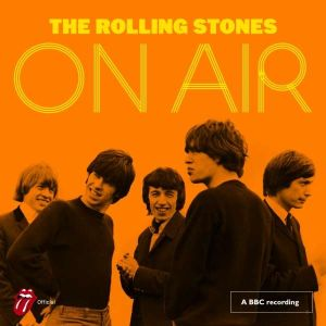 ROLLING STONES - On Air CD
