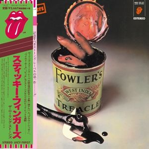 ROLLING STONES - Sticky Fingers Spanish Version CD