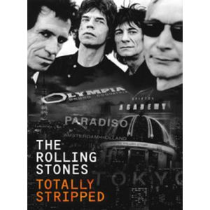ROLLING STONES - Totally stripped CD+4Blu-ray Disc
