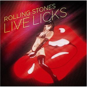 ROLLING STONES - Live Licks 2CD