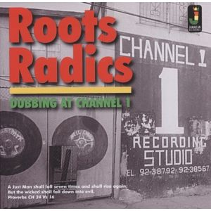 Roots Radics - Dubbing At Channel 1 LP UUSI Jamaican