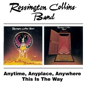 ROSSINGTON COLLINS - Anytime anyplace anywhere/This is the way 2CD