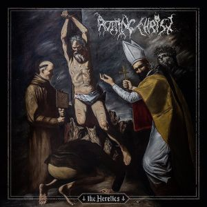 ROTTING CHRIST  - The Heretics CD DIGI