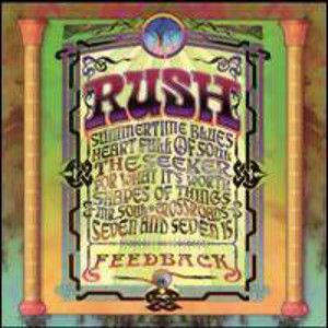 RUSH - Feedback CD EP
