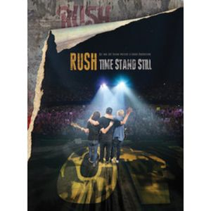 RUSH - Time stand still Blu-ray Disc