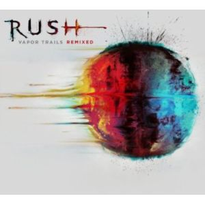 RUSH - Vapor trails Remixed CD
