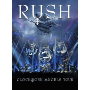 RUSH - Clockwork Angels Tour 2DVD
