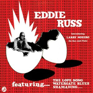 RUSS EDDIE - Fresh Out LP Soul Jazz