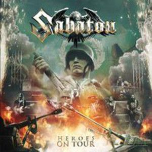 SABATON - Heroes on tour 2 Blu-ray Disc +CD