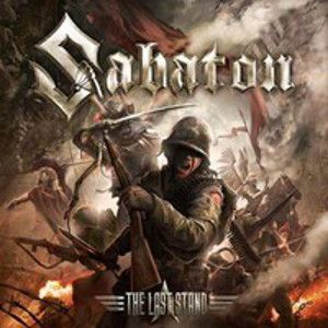 SABATON - The last stand CD