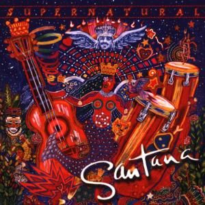 SANTANA - Supernatural CD