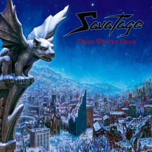 SAVATAGE - Dead winter dead CD REISSUE